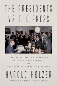 The Presidents Vs. The Press book Cover