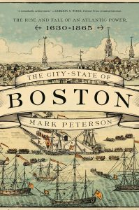 City State Of Boston Book Cover