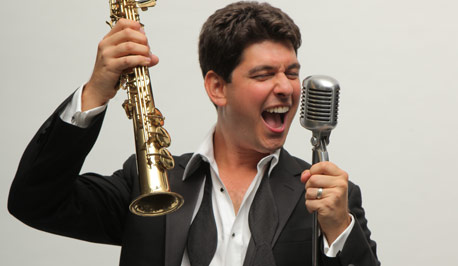 "Danny Bacher and the ""Swing That Music"" All-Stars"