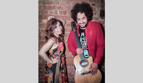 Diego Figueiredo & Chiara Izzy
