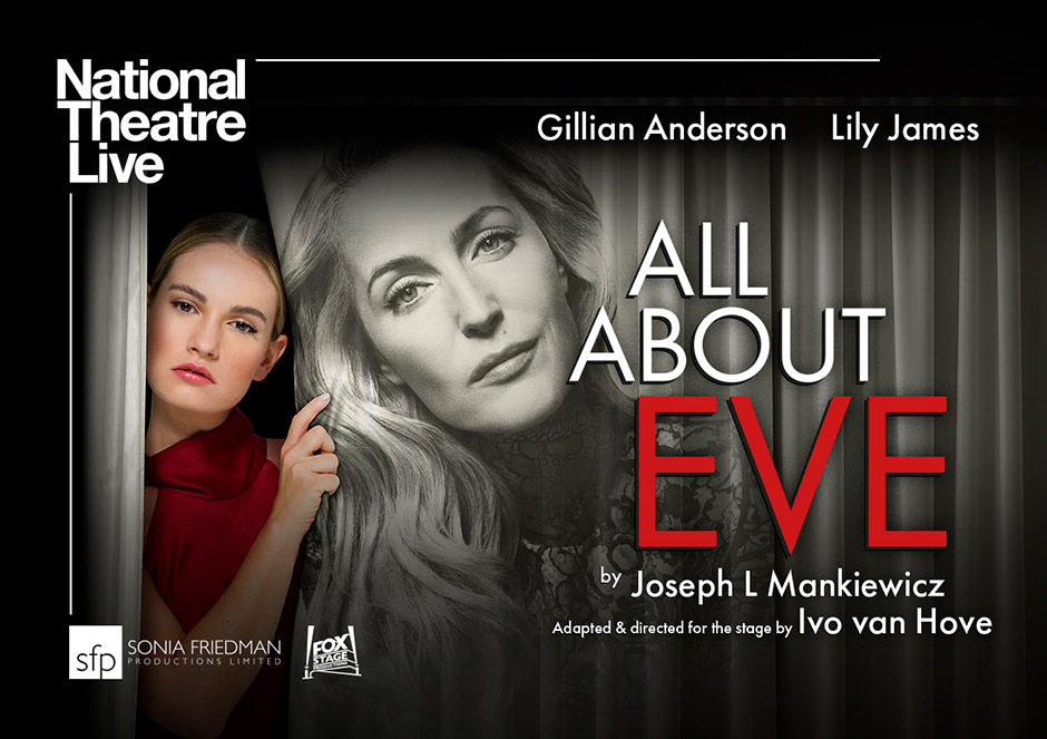 All About Eve National Theatre Live Poster