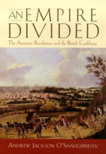 book cover An Empire Divided by Andrew Jackson O'Shaughnessy
