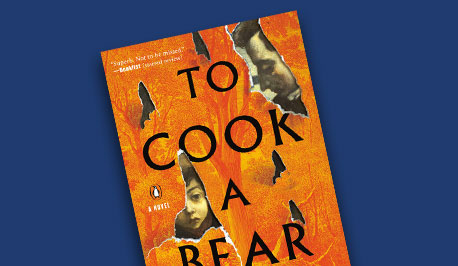 book cover of To Cook a Bear by Mikael Neimi