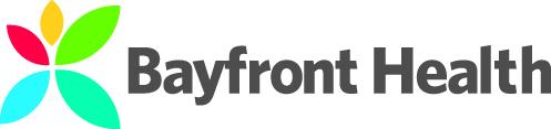 Bayfront Health Logo