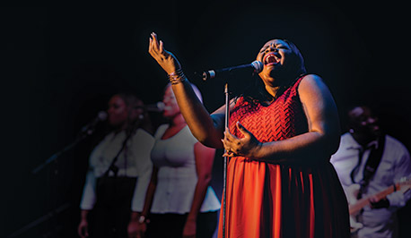 CeCe Teneal Concert Photo