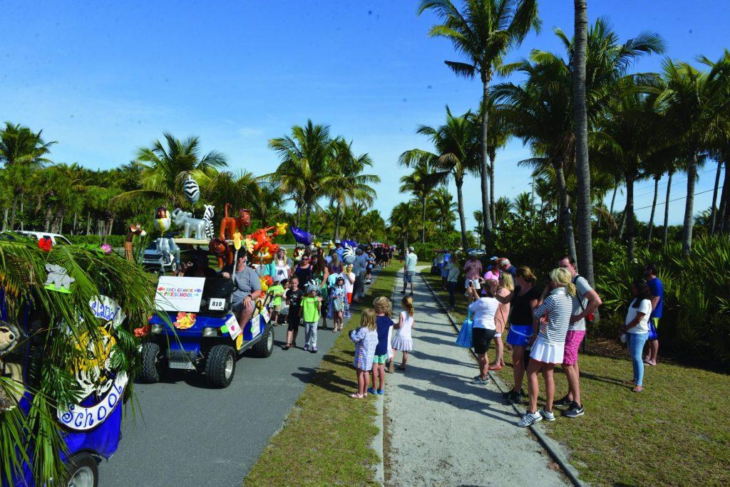 bike path parade