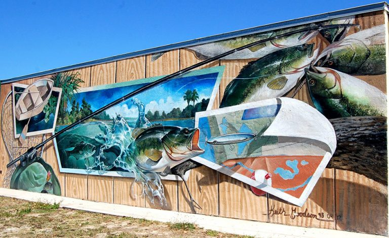 South-Central Florida Eco-Tour - Mural Lake Placid