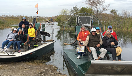 Explore the Florida Everglades - Airboat Ride