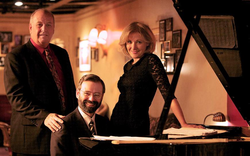 The Eddie Metz Trio