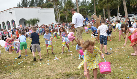 Boca Grande Egg Hunt
