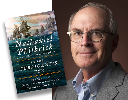 Nathaniel Philbrick - In The Hurricane's Eye