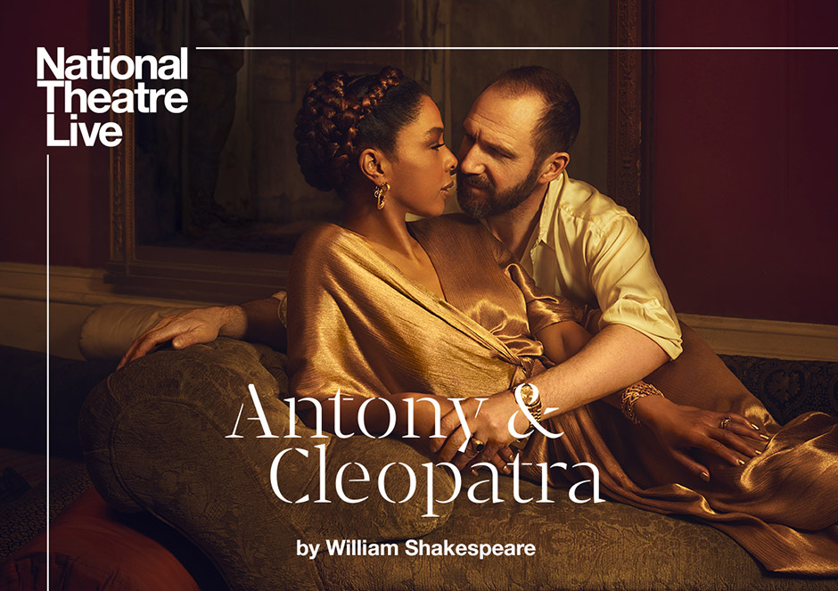 National Theatre Live Antony & Cleopatra Poster