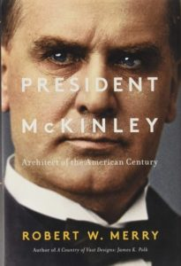 book cover President McKinley by Robert W Merry