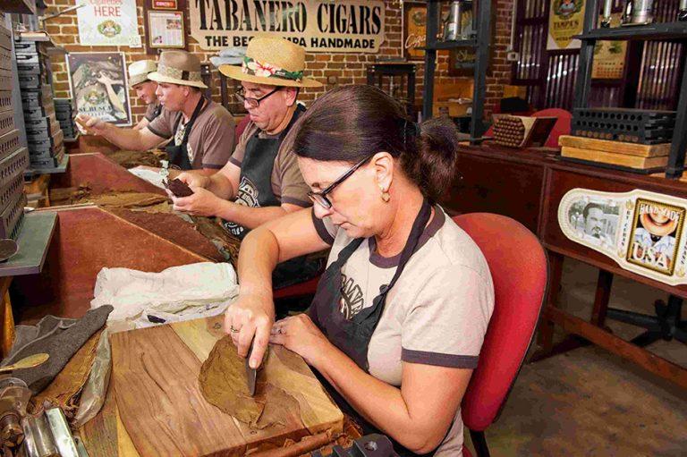 The Tabanero Cigar Factory