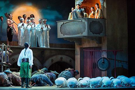 Puccini's Turnadot
