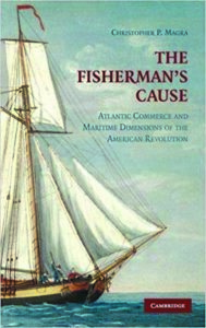 book cover The Fisherman's Cause by Christopher Magra