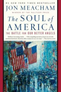 book cover The Soul of America by Jon Meacham