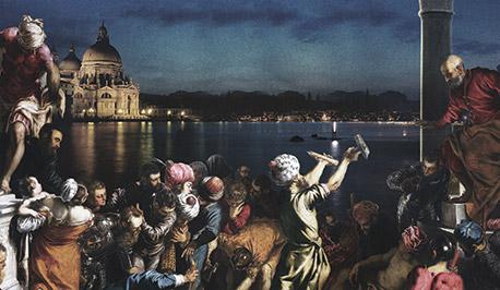 Tintoretto: A Rebel In Venice - Poster
