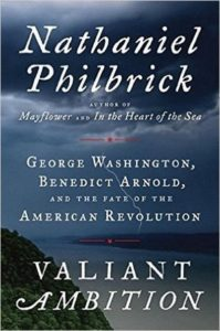 book cover Valiant Ambition by Nat Philbrick