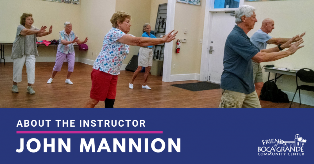 about the instructor: John Mannion