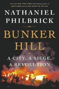 book cover Bunker Hill by Nat Philbrick