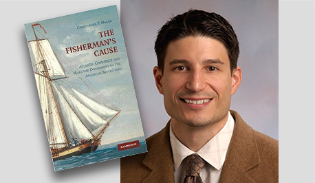 The Fisherman's Cause - Book Cover - Christopher Magra