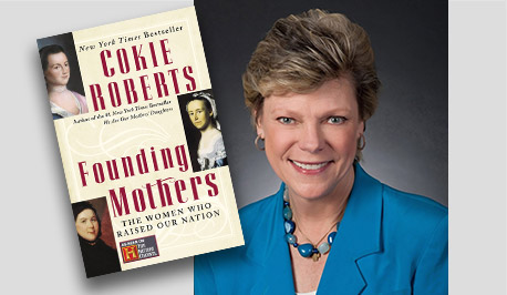Founding Mothers - Book Cover - Cokie Roberts