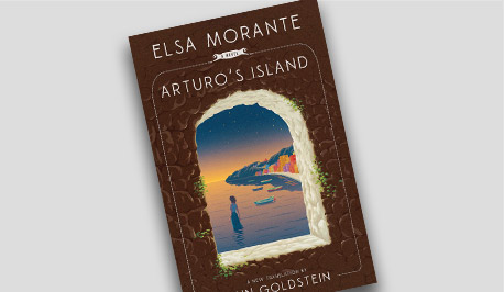 Book Cover - Arturo's Island , by Elsa Morante