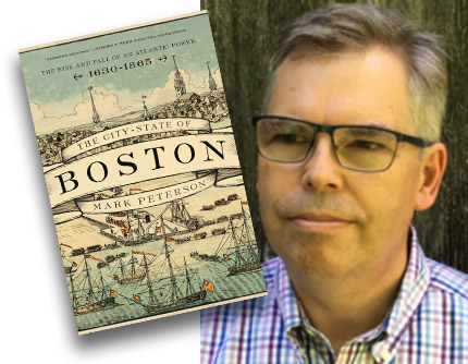 Mark Peterson, Boston