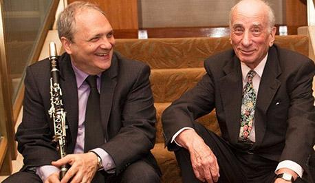 Dick Hyman & Ken Peplowski
