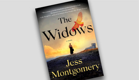 Book Cover - The Widows by Jess Montgomery