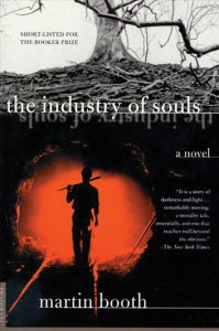 Book Cover -Industry of Souls by Martin Booth