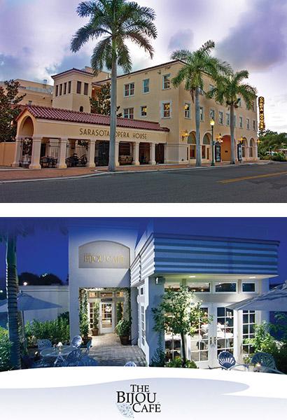 Sarasota Opera and the Bijou Cafe