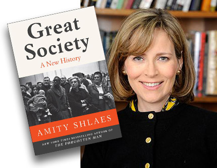 Amity Shlaes, The Great Society