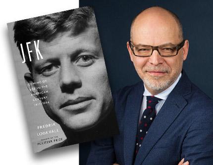 Fredrik Logevall, JFK