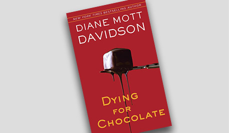 Dying for Chocolate & The Cereal Murders by Diane Mott Davidson