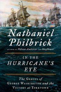 book cover The Hurricane's Eye by Nat Philbrick